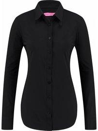 Poppy blouse black