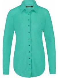 Poppy blouse sea green