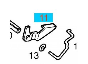 Innenradlauf Hinten Links furthermore L  12v 2w 3307163 as well Bulb 12v 2w 3307165 likewise Spurstangenkopf Innen Opel Rekord D  modore B 142536634066 besides Tilbehorss c3 a6t Parkeringsbremsebakker P204167. on opel senator