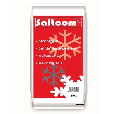 Saltcom Strooizout 25KG