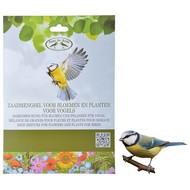 Esschert Design Zaad voor vogelaantrekkende bloemen - FB367