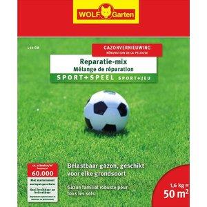 Wolf Garten Reparatie-mix Sport + Speel 1.6 kg - 50m2