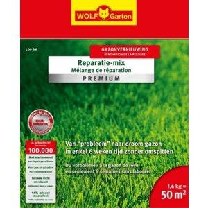 Wolf Garten Reparatie-mix Schaduw & Zon L 50 SM - 1.6kg / 50m2