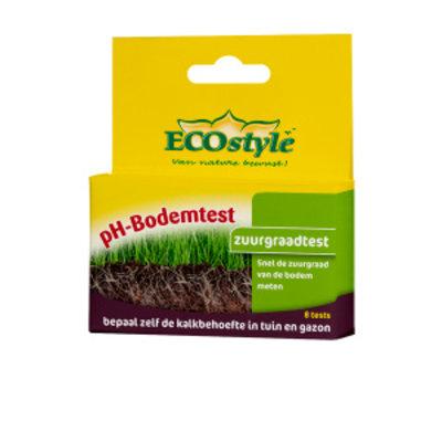 ECOstyle pH-Bodemtetst