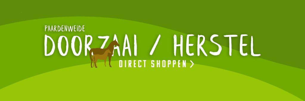Paardenweide - Doorzaai / herstel