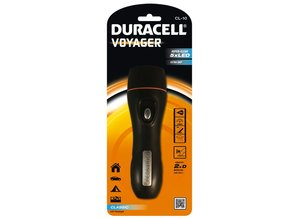 Duracell Voyager CL-10 Classic Series Zaklamp