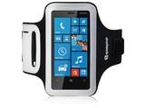 Shocksock Sport Armband Lumia 620 - Zwart