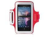 Shocksock Sport Armband Lumia 925 - Rood