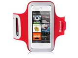 Shocksock Sport Armband iPod Touch 5 - Rood