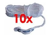 Raccoon Equipment Scheerlijn Nylon 10stuks * 4Meter (3mm)