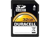 Duracell 32GB SDHC Class 4 geheugenkaart