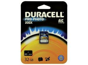 Duracell 16GB SDHC Class 10 geheugenkaart