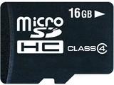 Dane-Elec 16GB microSDHC Class 4 Card + SD Adapter