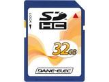 Dane-Elec 32GB SDHC Class 4 geheugenkaart
