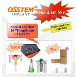 OSSTEM CAS-KIT Angebot