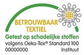 Okoe Tex - Öko tex 100 standaard