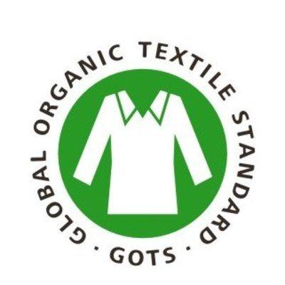 Ecoyogi Meditation cushion Round Lava 100% biological cotton