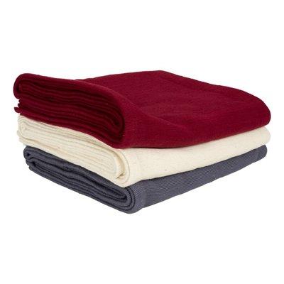 Yoga blanket Natural