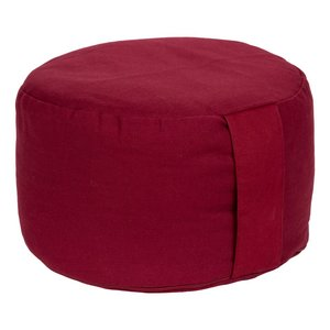 Meditation Cushion Studio Bordeaux - High