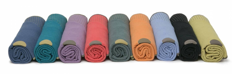 Yoga handdoek informatie