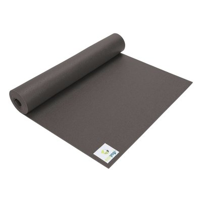 Ecoyogi Studio yogamat - Bruin 183 cm