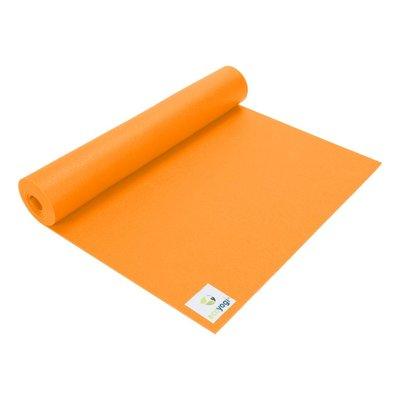 Ecoyogi Studio yogamat - Orange 183 cm