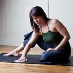Hoe maak ik mijn yoga mat schoon