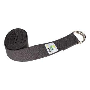 Ecoyogi yoga strap - Grey