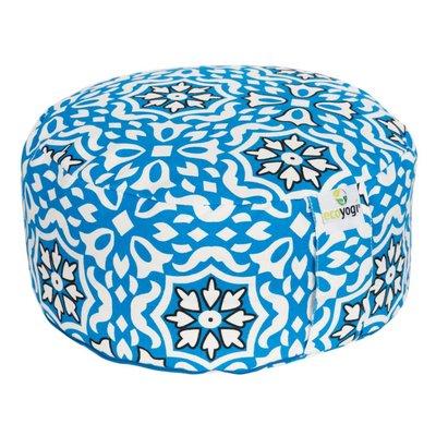 Ecoyogi meditation cushion Blue Bells (eco)