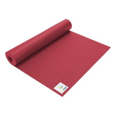 Ecoyogi Studio mat - Red - 200 cm