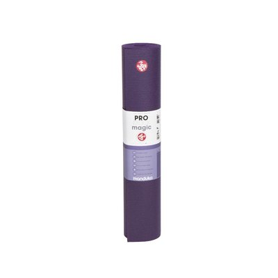 Manduka Black PRO mat Magic - 216 cm extra lang