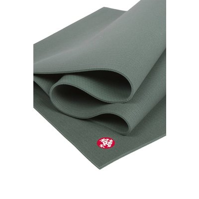 Manduka Black mat PRO Sage 216 cm