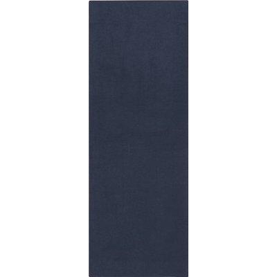 Manduka eQua Yoga Towel - Midnight 183 cm