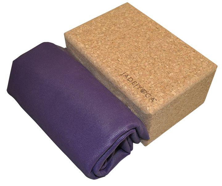 Voyager Travel Mat Purple