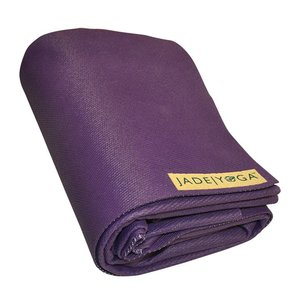 Jade Yoga Voyager travel mat - Purple