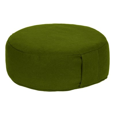 Meditation Cushion Studio Green - Low - Copy
