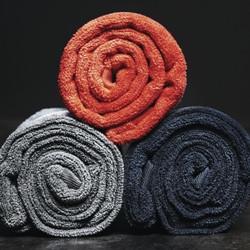 Yoga handdoek