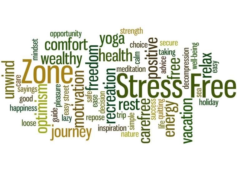 Minder stress door yogaoefeningen uit te voeren