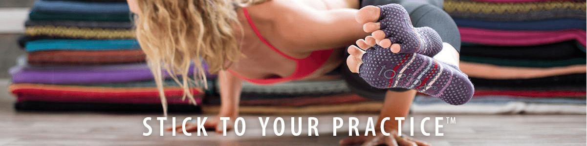 Waarom kiezen voor Yoga sokken?