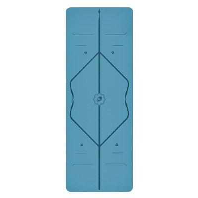 Liforme Mat - Blauw (Incl. tas)