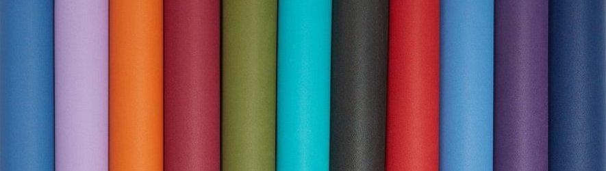 Jade harmony yoga mat kleuren collectie