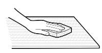 Yoga mat stroever maken
