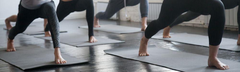 Meest duurzame yoga mat bij intensief gebruik.