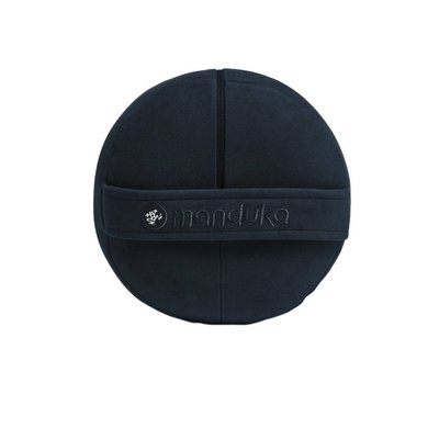 Manduka enlight™ round bolster - Midnight