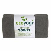 Ecoyogi Hot Yoga Towel Grey