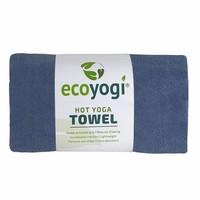Ecoyogi Hot Yoga Handdoek Blauw
