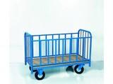 Trolley met 4 zijkanten