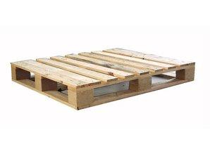 Blokpallet 120x100cm met ispm no.15