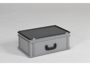 Rako-koffer 40 liter met 1 versterkte greep