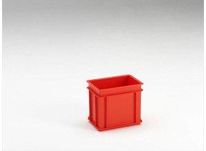 Rako-bak 30 liter, grijs, blauw en rood